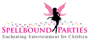 Fairy Logo for Spellbound Parties