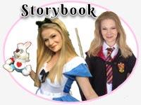 storybook theme