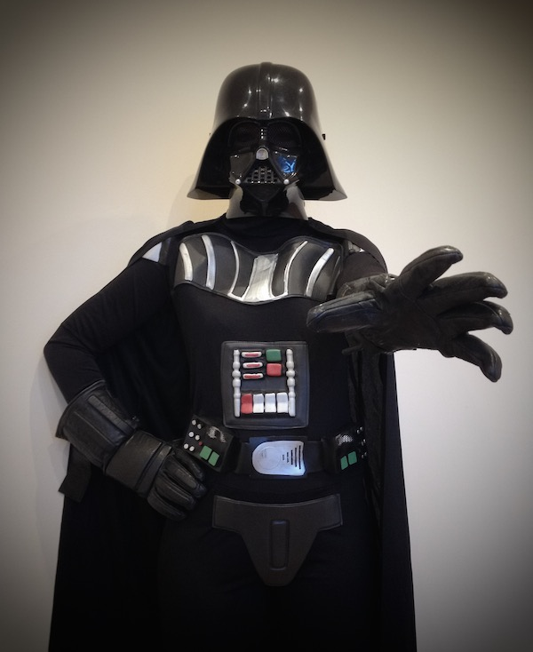 Darth Vader blog copy